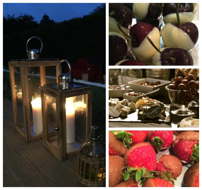 8 catering comuniones