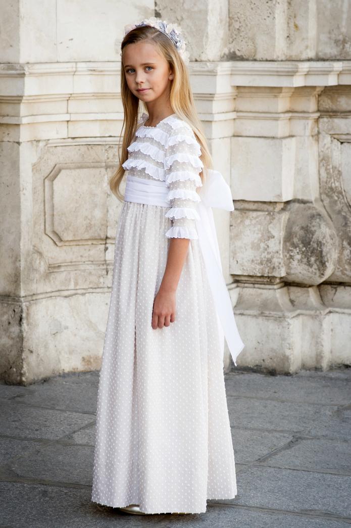 vestidos comunion españoles