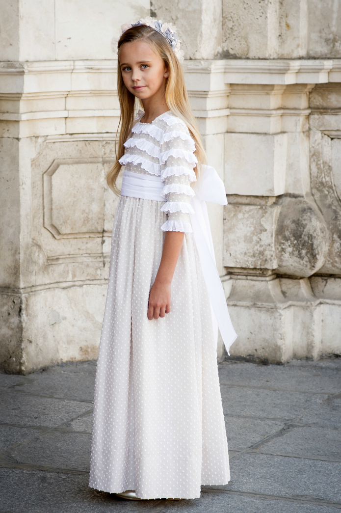 Vestidos de comunion nina sevilla