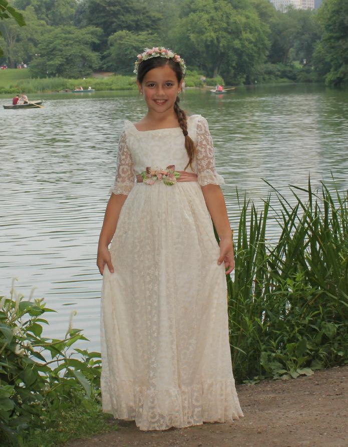 vestidos comunion