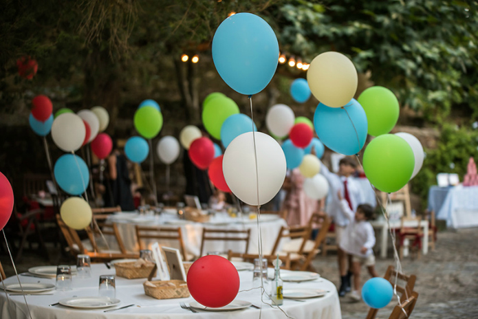 ideas decoracion infantil bodas