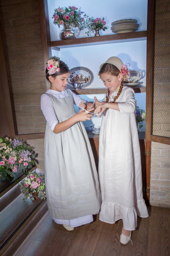 vestidos cotonnus blog primera comunion