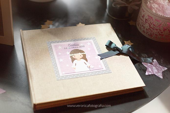 libro firmas primera comunion