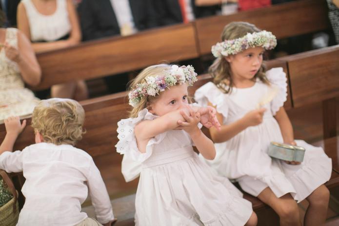 moda infantil ceremonia
