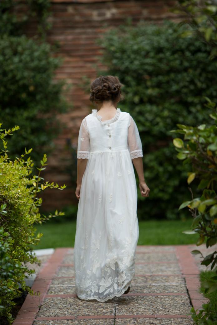 vestido comunion sainteclaire