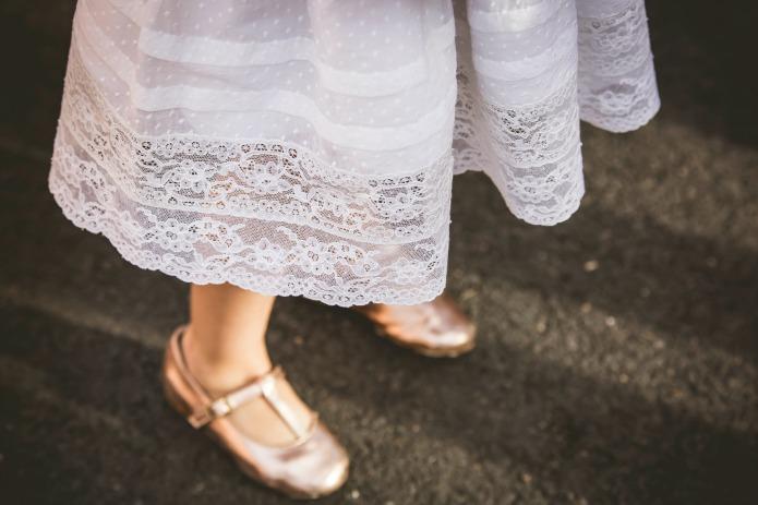 zapatos comunion niñas