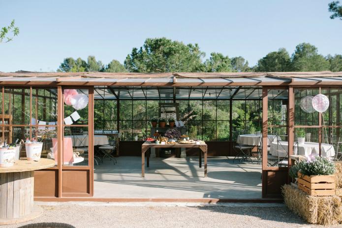 el invernadero del garden blog primera comunion