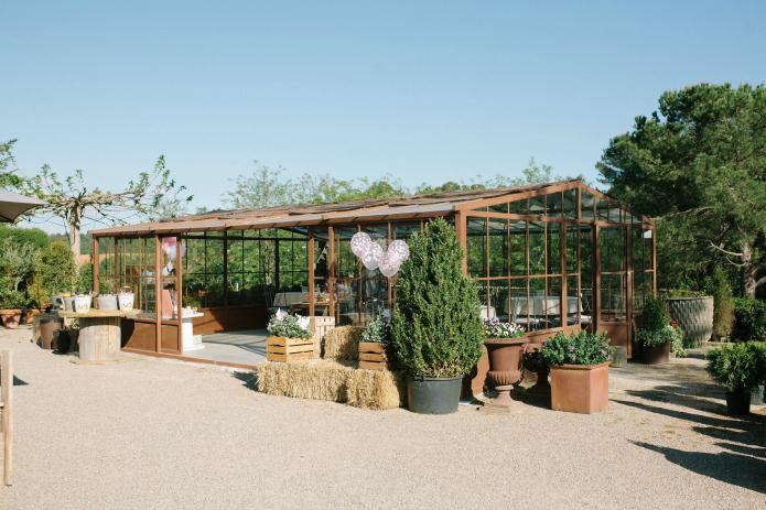 el invernadero del garden eventos