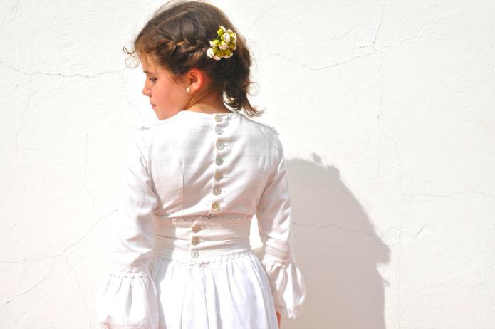 vestidos primera comunion sevilla