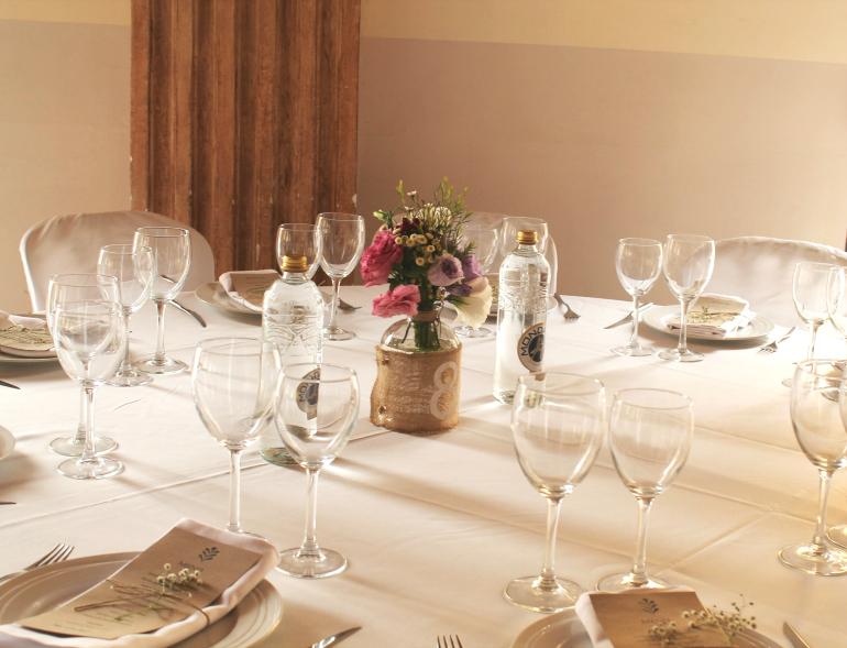 decoracion mesa comunion