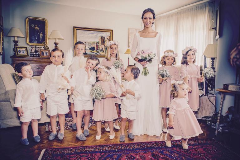 pajes bodas