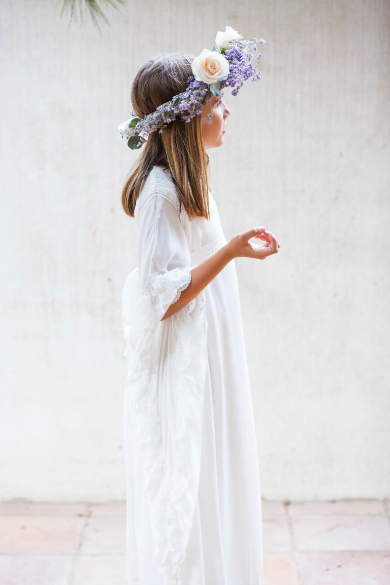 vestido comunion belle chiara
