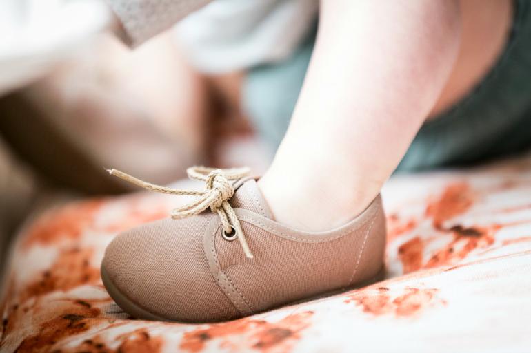 zapatos boda niños