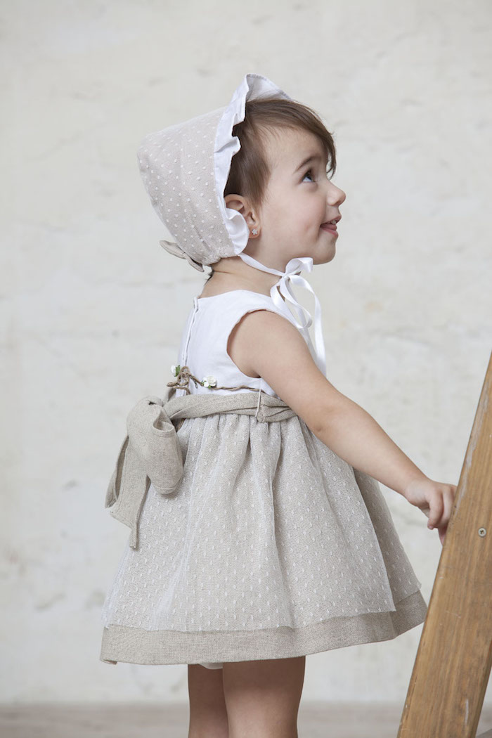 quemono moda infantil