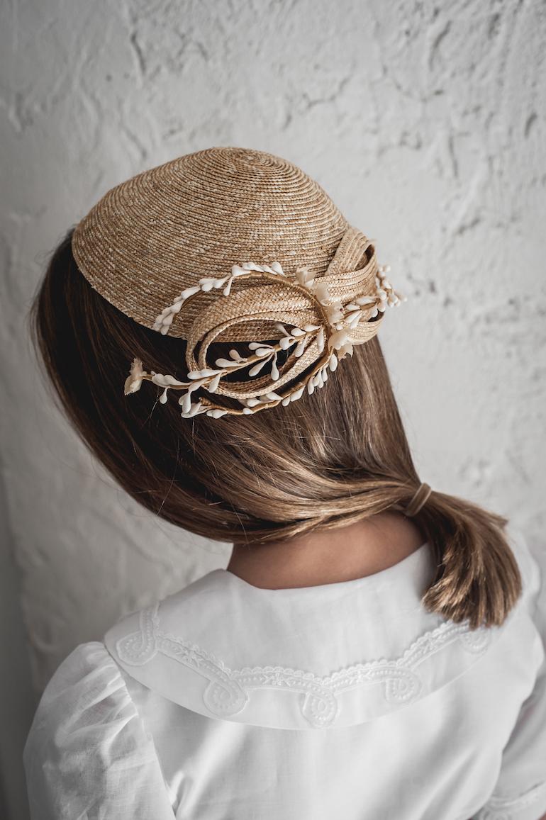 Peinados Recogidos Para Las Ninas De Comunion La Comunion De Maria - Peinados-nias-comunin
