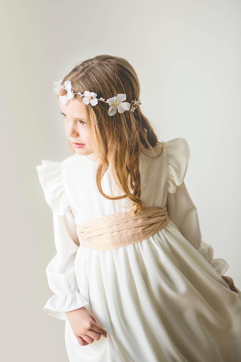vestidos comunion maria de saas