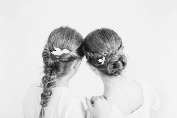 peinados comunion