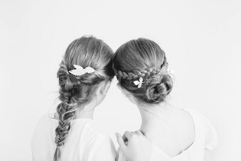 Ver peinados de nina para primera comunion