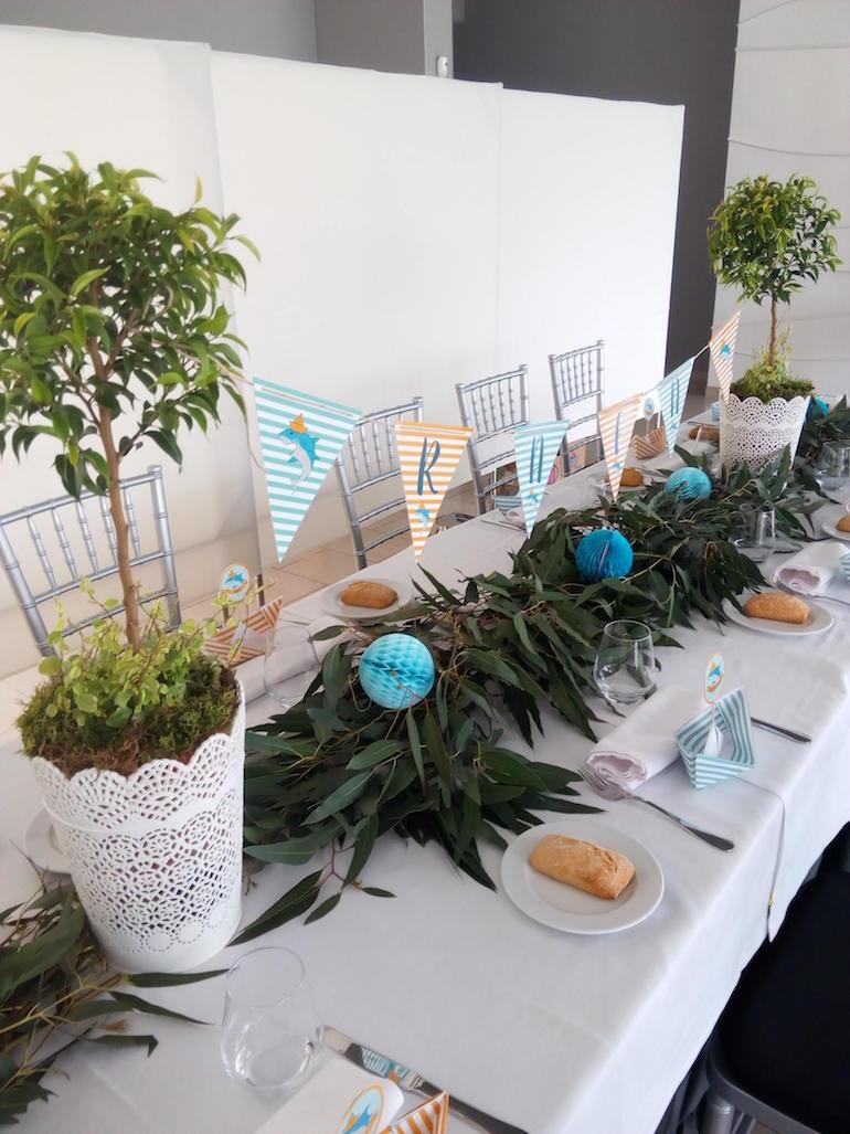 La moreneta eventos castellon decoracion comunion marinera for Decoracion navidena con chuches