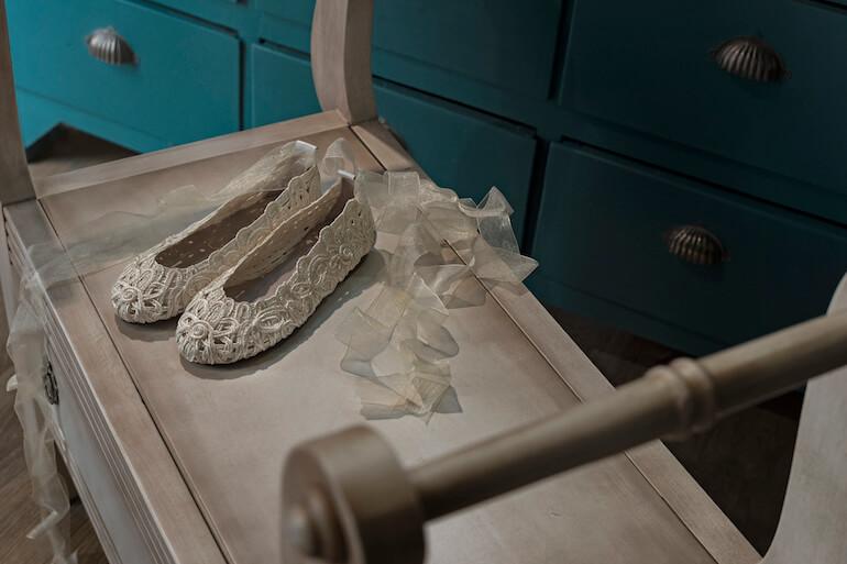 zapatos primera comunion
