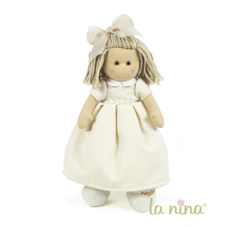 muñecas de comunion La Nina
